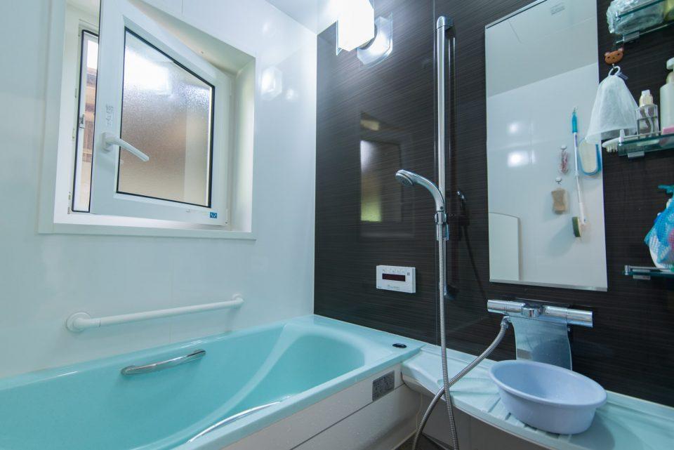 以前の寒かった浴室から生まれ変わったユニットバス