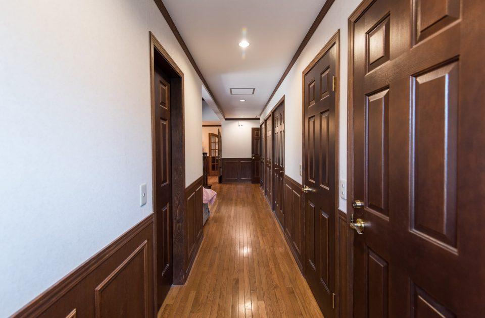 床下、壁などを断熱改修