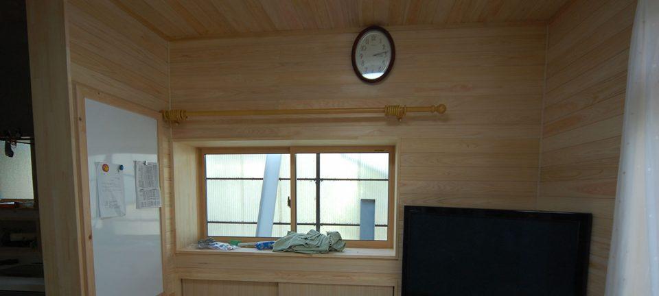 部分的範囲(LDK)の耐震・断熱・水回り改修 *M邸部分リノベ