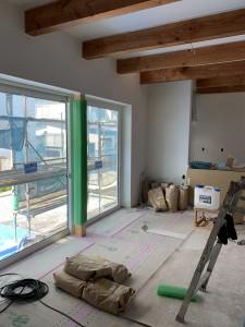 長野市三輪・35坪規格型Q1住宅その後