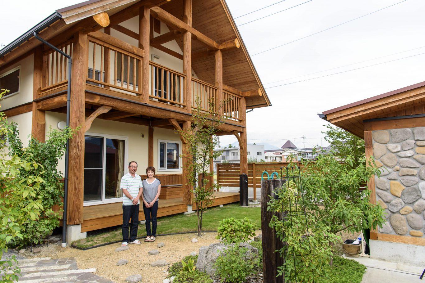 新築住宅 池田町