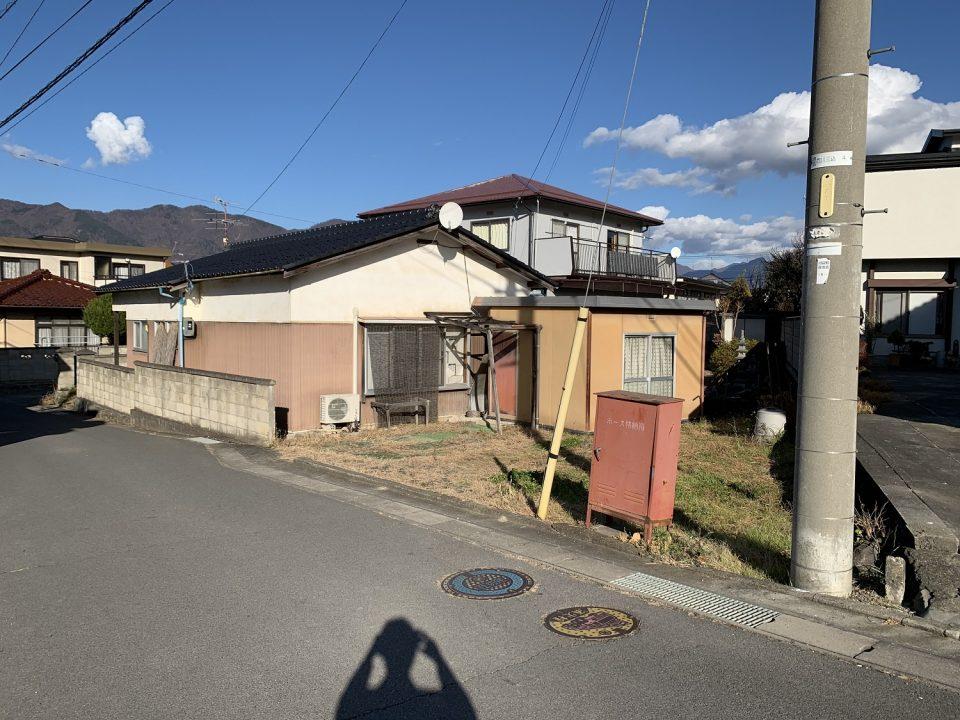 【売り土地】上田市上田原・住宅用地