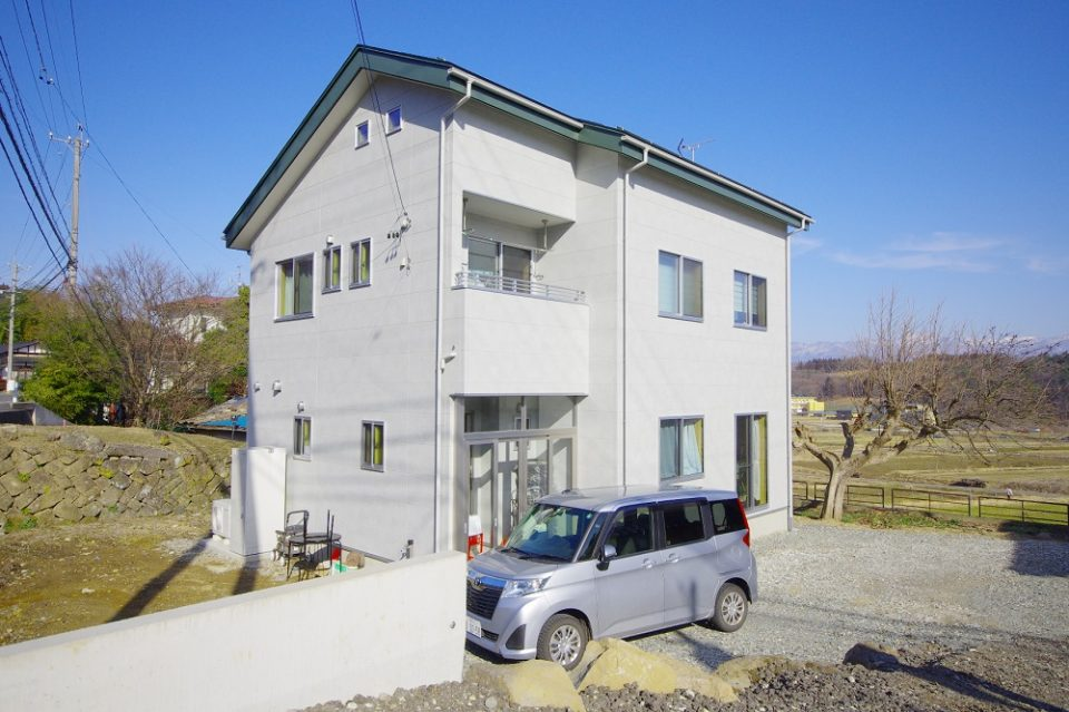 【賃貸】長野市田子の下宿[食事付き]