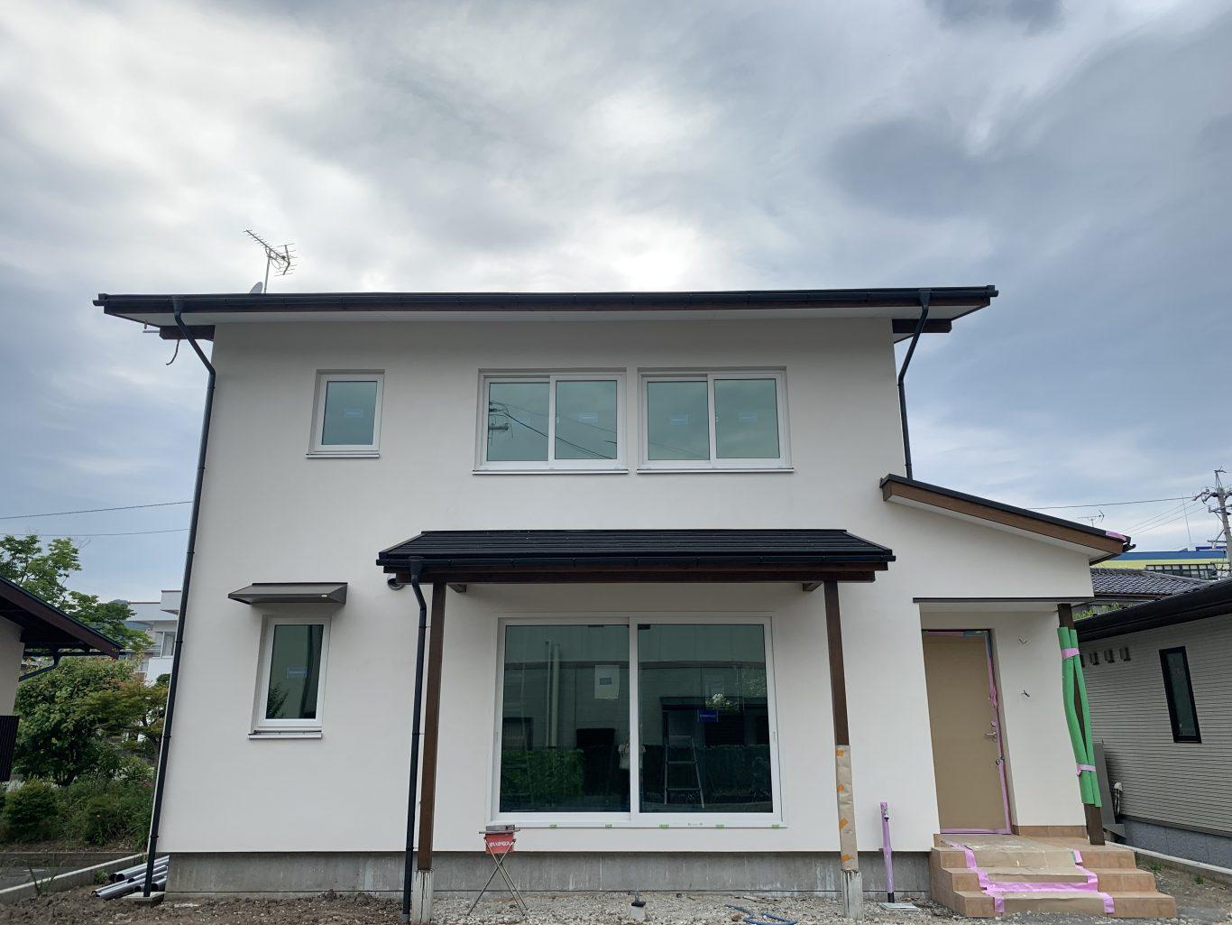 Q1.0(キューワン)新築住宅見学会開催(予約制)  @長野市吉田