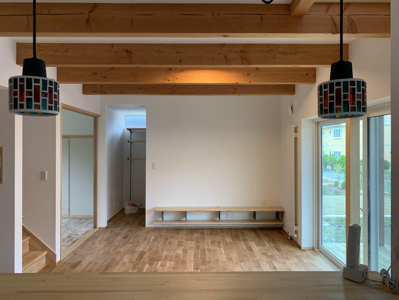 Q1.0(キューワン)新築住宅見学会開催(終了しました)  @長野市吉田