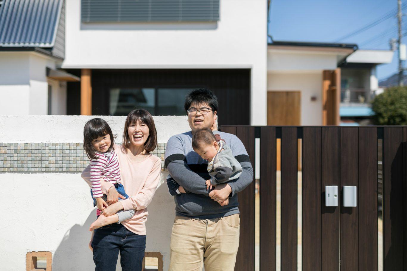 快適な住まいを追求したら、人にも環境にもやさしい家になりました