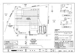 建物の平面プランを確定=各階 平面図 1/100