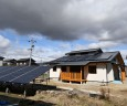 太陽光発電パネル搭載・オール電化・暖房熱源:三菱エコヌクールピコ ヒートポンプ・給湯:エコキュート