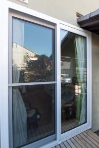07 すべての窓を断熱の樹脂サッシに交換