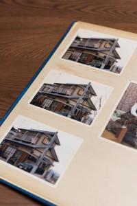 35 改修前の安井邸 新築当時の姿