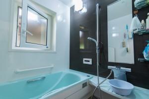 26 以前の寒かった浴室から生まれ変わったユニットバス